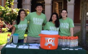 EcoReps participate in Choose to Reuse @ Hit the Bricks