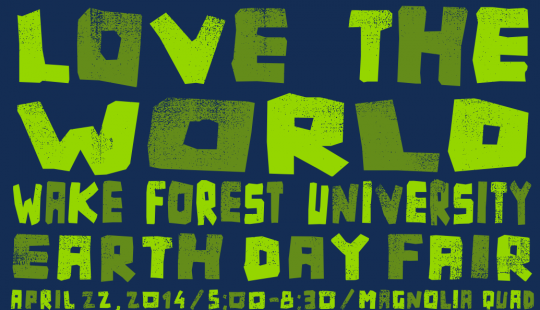 2014 Earth Day Fair