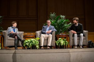 truth-lies-panelists-wfu-sustainability
