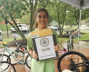 Re-Cycle Bike Sharing Program Challenges Car Culture on Campus