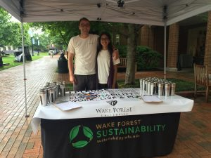 Graduates Commit to Living Green