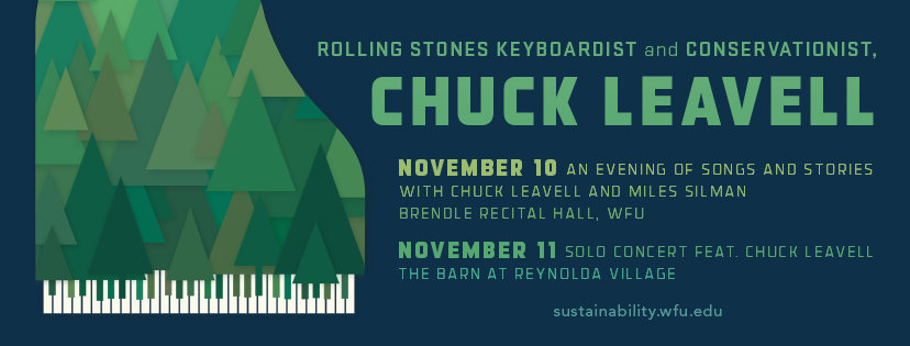 An Evening with Rolling Stones Keyboardist Chuck Leavell