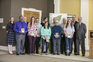 Sustainability Leaders Honored at Annual Campus Awards Program
