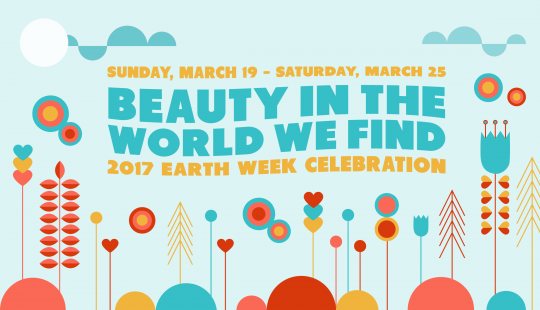 Celebrate Earth: Beauty in the World We Find
