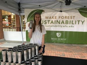 Over 200 Graduates Commit to Living Green