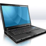 The Lenovo T400 is the first Wake issued laptop with an LED backlight.