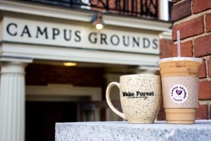 Student-Run Coffee Shop Supports Local Food Industry, Supporting Sustainability