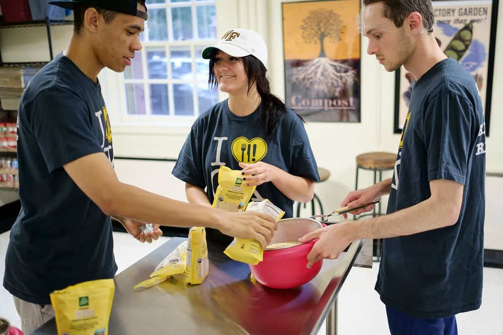 Leading the Way Toward Carbon Reduction through Campus-Wide Initiatives