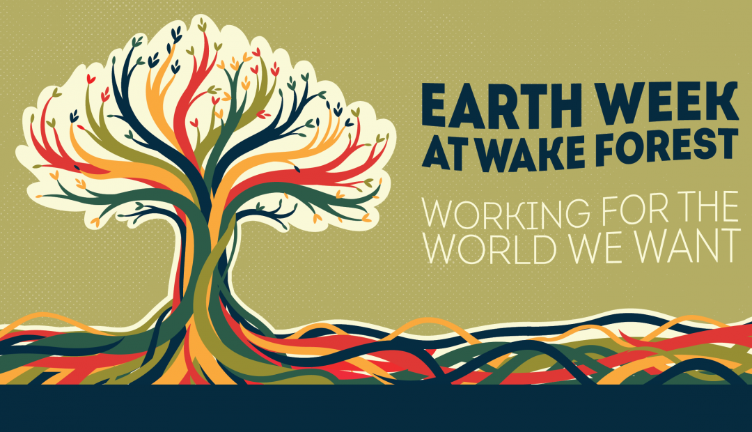 The Office of Sustainability will be hosting our annual Earth Week celebration March 18-24. Click to view the full schedule of events.
