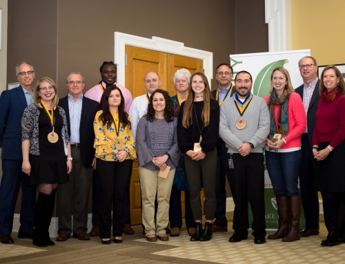 Sustainability Champions Recognized at Fifth Campus Sustainability Awards