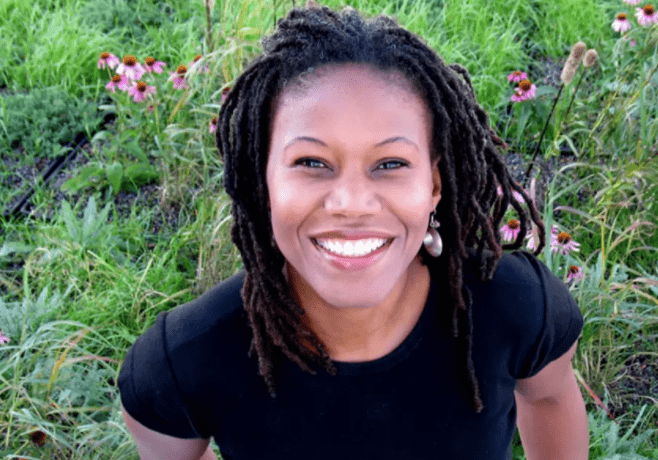 Keynote and Dialogue with Urban Revitalization Strategist Majora Carter