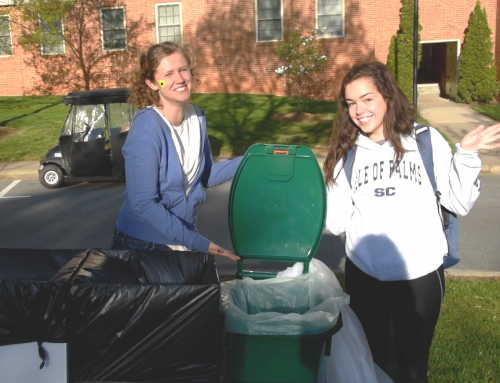 Compost Crew Minimizes Food Waste