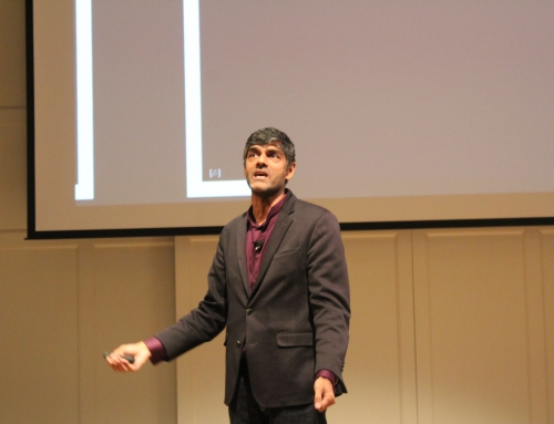 "Raj Patel Speaks to Campus on ""The World that Food Made"""
