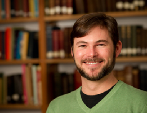 Dr. Luke Johnston Named Environmental Program Director