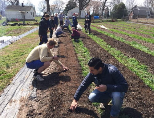 """Campus as Lab"" Pilot Program Engages Students With a Hands-On Approach to Sustainability"
