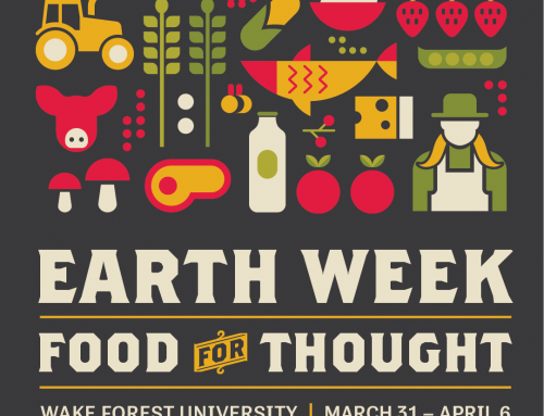 Food for Thought: Earth Week 2019 at Wake Forest